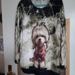 ELENA Z Long Sweater multicolored