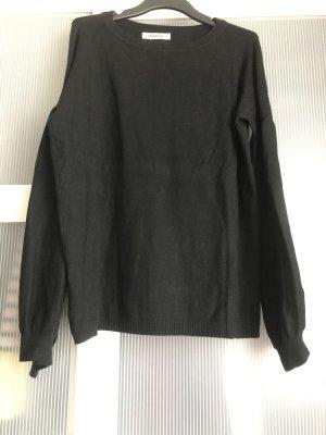 Pullover M schwarz