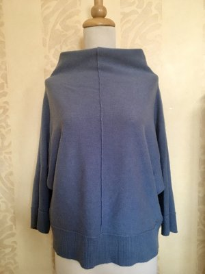 Marc O'Polo Wollen trui korenblauw