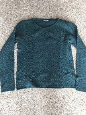 Minimum Jersey de cuello redondo verde bosque