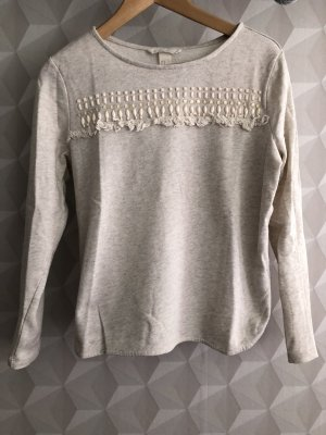 Pullover mit Akzenten