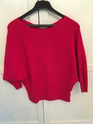 Orsay Gebreide trui rood Polyester