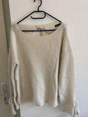 Pullover mit Bindedetails