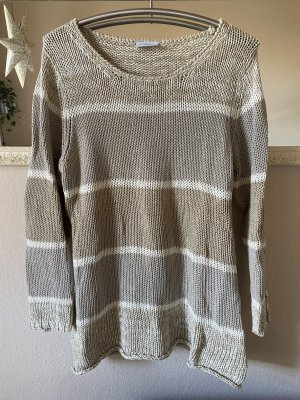 0039 Italy Maglione di lana multicolore