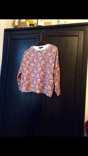 Pullover mit Blumen von Mango M