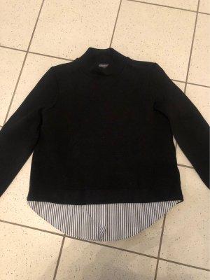 Pullover mit Bluse