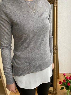 Pullover mit Bluse H&M