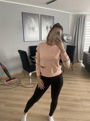 Sweatshirt abricot