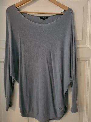 More & More Maglione oversize azzurro
