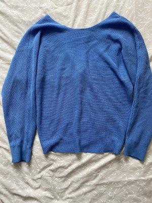 Pullover mit freiem Rücken, Gr. L