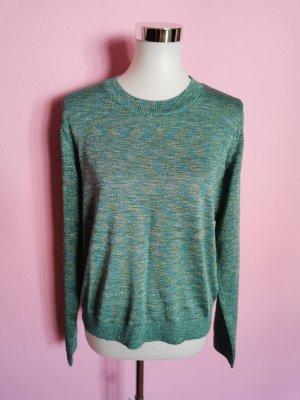 Pullover mit Glitterfäden (K4)