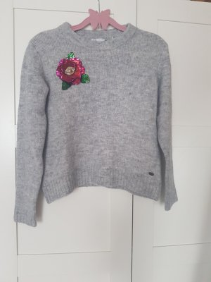 edc by Esprit Crewneck Sweater multicolored