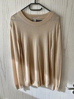 Pullover mit Glitzerfäden von H&M