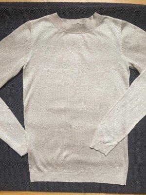 Pullover mit Goldfäden Hallhuber 36