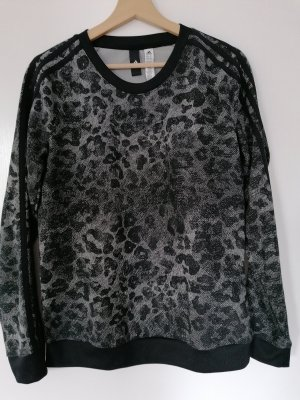 Adidas Crewneck Sweater black-grey