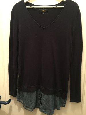 Pullover mit Hemd 2: 1