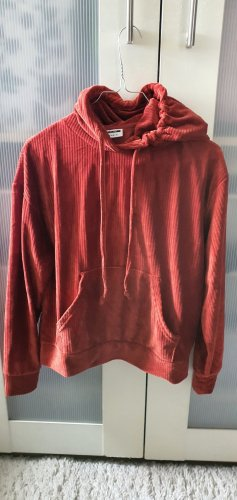 Hooded Shirt russet