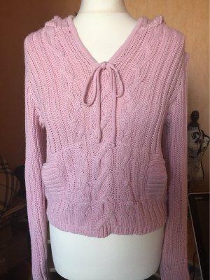 Pullover mit Kapuze Größe 38