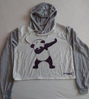Sweater Twin Set light grey