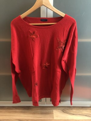 Breuninger Fine Knit Jumper red