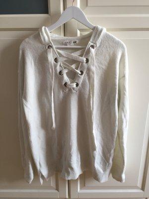 Pullover mit Kaupze
