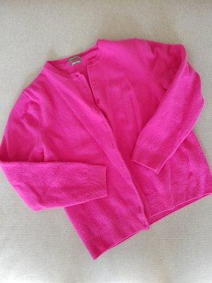 Benetton Wollen trui roze