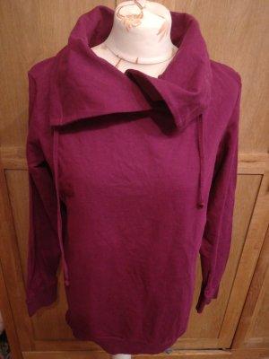 Pullover mit Kragen Lila Tcm Tchibo