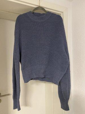 Nakd Coarse Knitted Sweater cornflower blue
