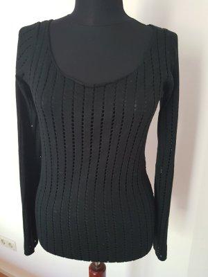 Twin set Long Sweater black