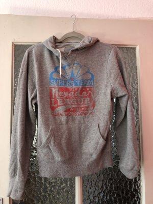 Pullover mit logo aufdruck