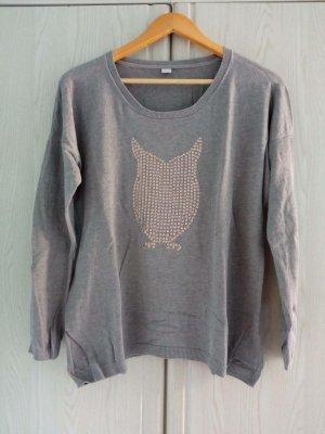 Pullover mit Motiv von S.Oliver