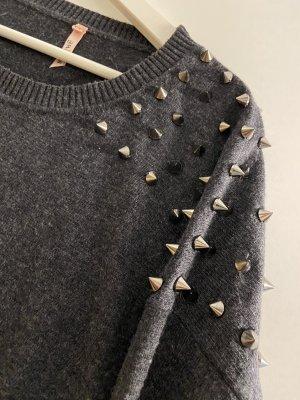 Sweewe Wool Sweater grey