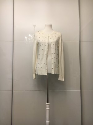 Ann Taylor Knitted Sweater natural white-white