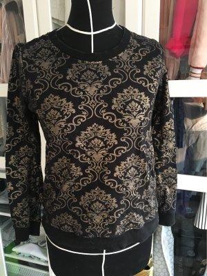 Pullover mit Print Gr. S