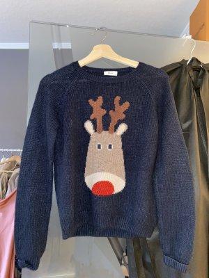 Pullover mit Rentier