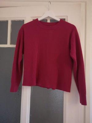 Pullover mit Rückendetail