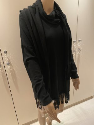Beauty Women Sweter z okrągłym dekoltem czarny
