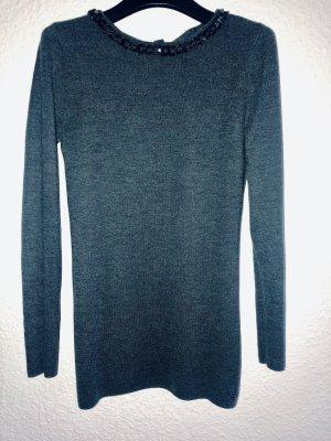 Pullover mit Schmuck Kragen