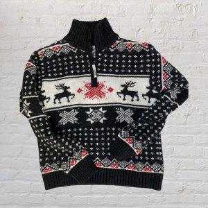 Pullover mit schöner Nordic Muster.