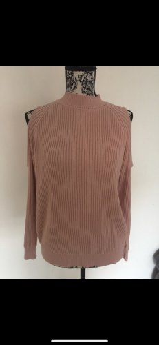 Pullover mit Schulter Cut-Outs
