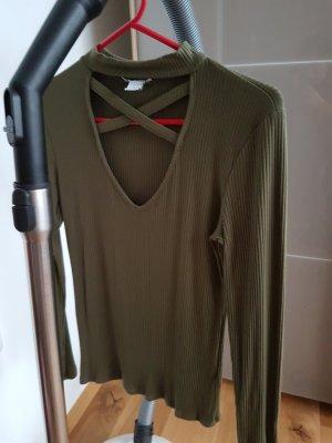 Pullover mit sexy Ausschnitt