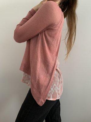 Pullover mit Shirt