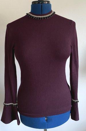 Pullover mit Straß