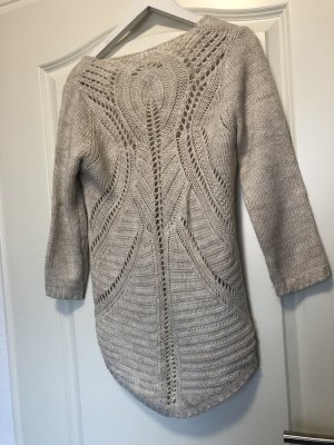 Crochet Sweater cream