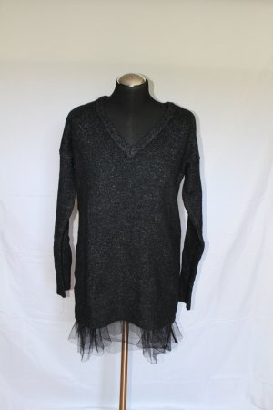 Reserved Pull long noir