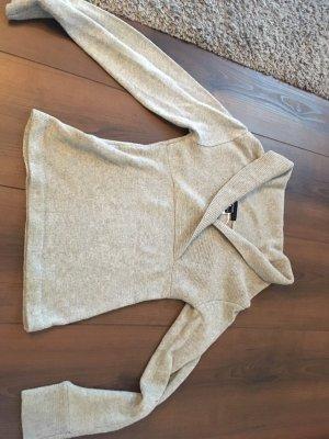 Pullover mit überkreuztem Ausschnitt