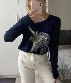 Markus Lupfer Wełniany sweter Wielokolorowy