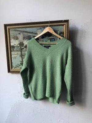 Amisu V-Neck Sweater mint