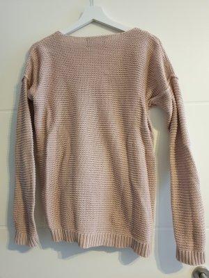 Brax V-Neck Sweater dusky pink