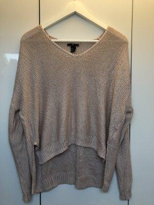 Pullover mit V Ausschnitt